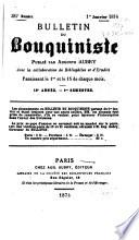 Bulletin du bouquiniste