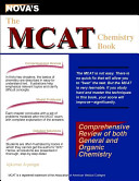 Nova s The MCAT Chemistry Book