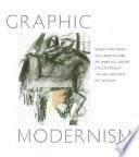 Graphic Modernism