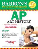 Barron S Ap Art History 3rd Edition