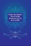 Tafsir Ibn Kathir Juz