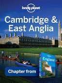 Lonely Planet Cambridge   East Anglia