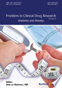 Frontiers in Clinical Drug Research  Diabetes and Obesity
