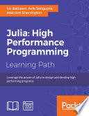 Julia  High Performance Programming