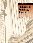The Basics of Paralegal Studies
