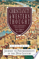 Christianity and Western Thought  Volume 3