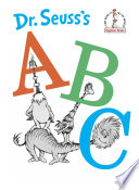Dr  Seuss s ABC