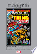Marvel Masterworks Marvel Two In One Vol 2