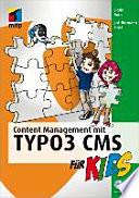 Content-Management mit TYPO3 CMS für Kids