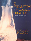 In Preparation for College Chemistry