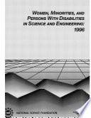 Women Minorities And Persons With Disabilities In Science And Engineering 1996