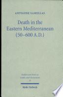 Book Death in the Eastern Mediterranean  50 600 A D