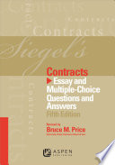 Siegel s Contracts