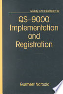 Qs 9000 Registration And Implementation