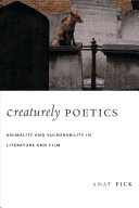 Creaturely Poetics