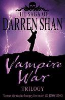 Vampire War Trilogy book