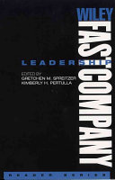 Wiley FastCompany Reader Series   Leadership