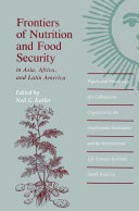 Frontiers of Nutrition and Food Security in Asia, Africa, and Latin America