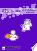 Auslan Children's Picture Dictionary To Help You Learn Signs Under A