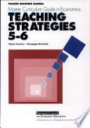 Teaching Strategies 5 6