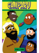 Gamparu Chambu and his Disciples Journey to the South   Indian bedtime kids tender and moral stories for ages 2   8 years   Tender Story Comic Series   Volume 1 Kannada
