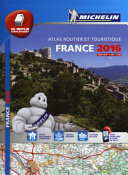 France 2016 Atlas - A4 Multiflex