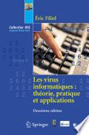 illustration Les virus informatiques: théorie, pratique et applications