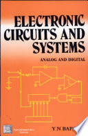 Electronic Circuits and Systems : Analog and Digital,1e