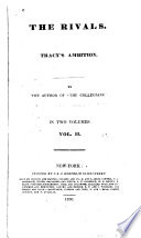 The Rivals Book PDF