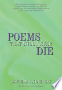 Poems That Will Never Die