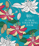 Royal Horticultural Society Floral Colouring Book
