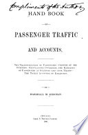 Hand Book of Passenger Traffic and Accounts ...
