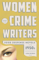 Women Crime Writers Lists The Extraordinary Work Of The