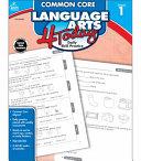 Common Core Language Arts 4 Today, Grade 1