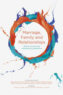 Marriage  Family and Relationships