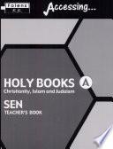 RE   Holy Books A   Teacher Book   Student Book  SEN   11 14