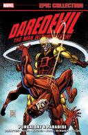 Daredevil Epic Collection Purgatory Paradise