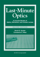 Last minute Optics