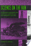 Science on the Run