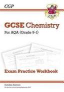 New Grade 9 1 GCSE Chemistry  AQA Exam Practice Workbook  with Answers