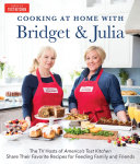 Cooking at Home With Bridget & Julia Book