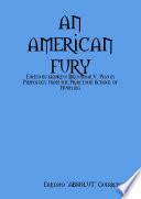 An American Fury