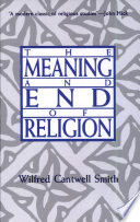 illustration The Meaning and End of Religion