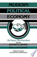 Modern Political Economy