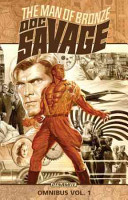 Doc Savage Omnibus : travels the world using brains and...