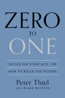 cover img of Zero to One