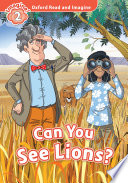 Can You See Lions? (Oxford Read and Imagine Level 2)