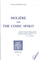 Moli  re and the Comic Spirit