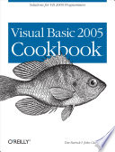 Visual Basic 2005 Cookbook