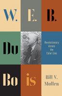W  E  B  Du Bois